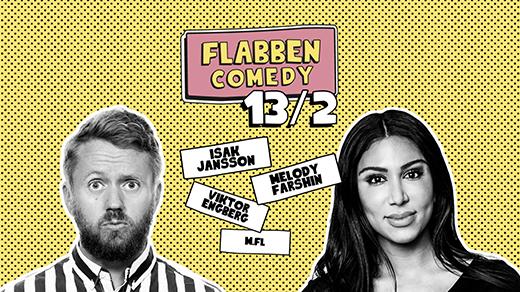 Bild för Flabben   Isak Jansson, Melody Farshin m fl, 2020-02-13, Broken Dreams
