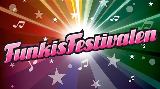 Bild för Funkisfestivalen Riksfinal, på Youtube 2020, 2020-08-24, Webbsändning av Funkisfestivalen 2020