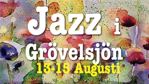Bild för Jazz i Grövelsjön 13-15 Augusti -21, 2021-08-13, Jazz i Grövelsjön
