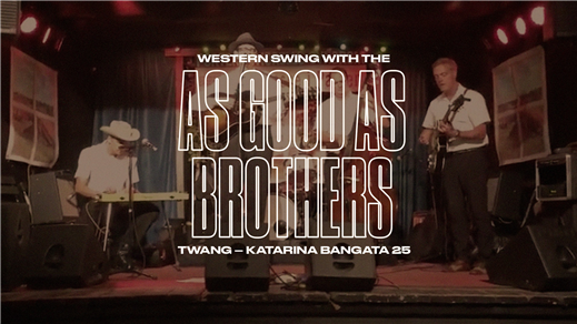 Bild för As Good As Brothers, 2019-11-15, Twang