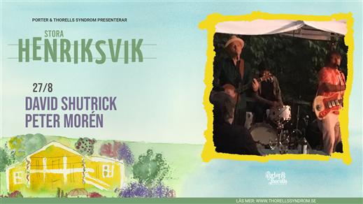 Bild för David Shutrick & Peter Morén, 2021-08-27, Stora Henriksvik