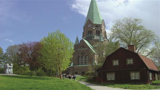 Bild för Guidad tur med tornuppstigning, 2019-06-25, Sofia församling guidningar & tornuppstigningar