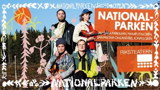 Bild för Nationalparken, 2019-04-25, Söderhamns Teater