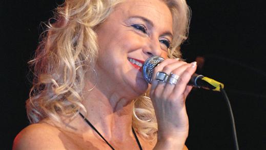 Bild för Jazzcafé med Elisabeth Melander, 2018-11-07, Teatercaféet