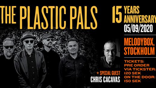 Bild för The Plastic Pals – 15 years anniversary, 2020-05-09, Melody Box