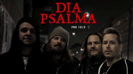 Bild för Dia Psalma på Liljan, 2019-02-15, Liljan