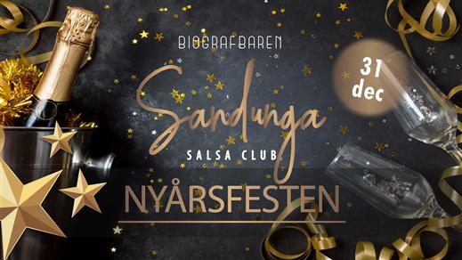 Bild för SANDUNGA SALSA CLUB - NEW YEAR'S EVE!, 2019-12-31, Biografbaren