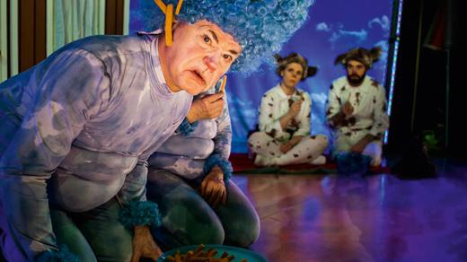 Bild för Barnteater - Pudlar och Pommes, 2018-11-18, Ystads Teaters Scen