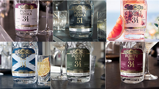 Bild för Purity Gin & Vodkaprovning, 2020-07-09, Purity Distillery
