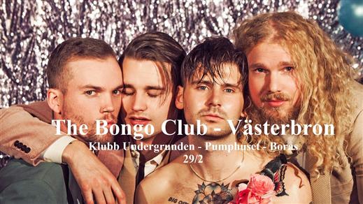 Bild för The Bongo Club - Västerbron - Support: Firs (Dk), 2020-02-29, Klubb Undergrunden