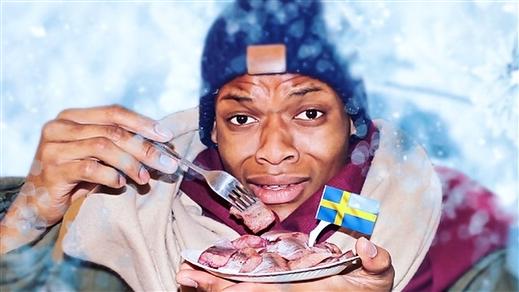 Bild för Surviving In Sweden As An African, 2020-10-03, Den Lilla Teater