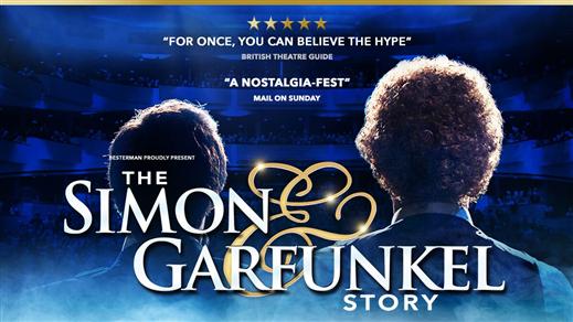 Bild för The Simon & Garfunkel story, 2022-11-26, Konsertsalen Culturum