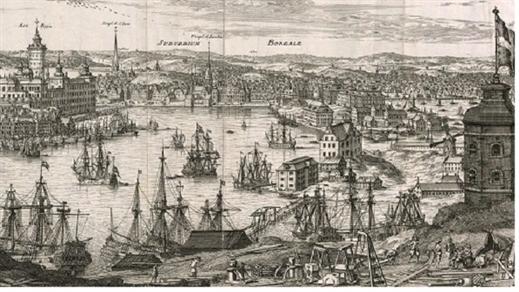 Bild för Stadsvandring: Så styrdes den svenska stormakten, 2019-05-28, Gustav Adolfs torg