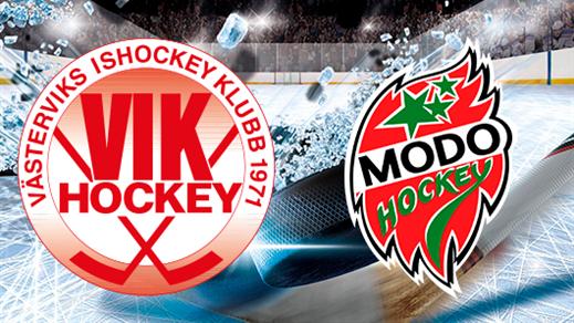 Bild för Västerviks IK - MoDo Hockey, 2021-10-26, Plivit Arena