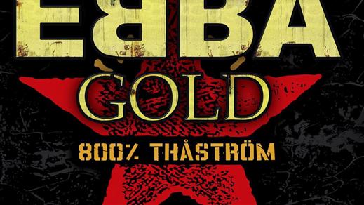 Bild för EBBA GOLD 100% Thåström, 2017-01-07, Bomber Bar Motala