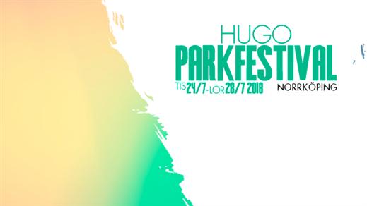 Bild för Hugo Parkfestival 2018, 2018-07-24, Hugo Parkfestival