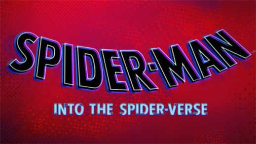 Bild för Spider-Man: Into The Spider-Verse (aka Animated Sp, 2018-12-16, Biosalongen Folkets Hus