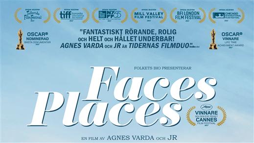 Bild för Faces, places, 2018-09-13, Emmaboda Folkets Hus