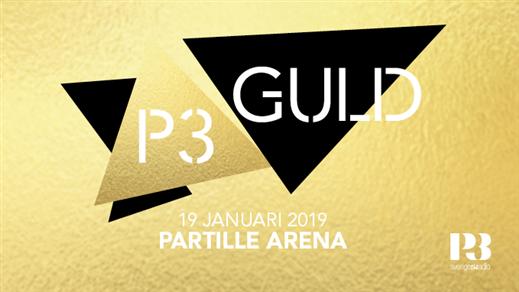 Bild för P3 Guld 2019, 2019-01-19, Partille arena