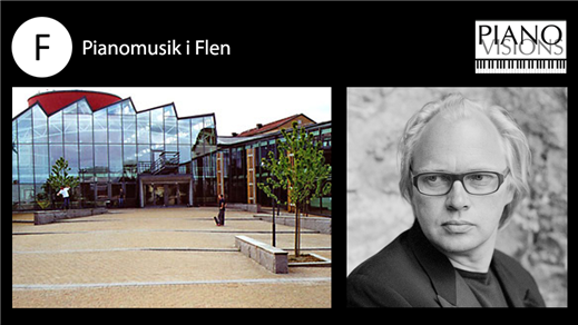Bild för Pianoafton med Roland Pöntinen, 2016-12-04, Bildningscentrum Prins Wilhelm, Flen