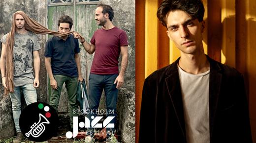 Bild för 211022 Italia in Jazz, 2021-10-22, Stallet - Världens Musik