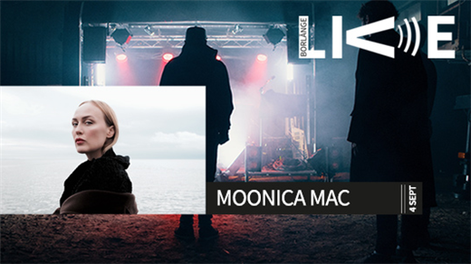 Bild för Moonica Mac, 2020-09-04, Utescenen Athena / Blackbox