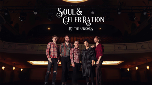 Bild för SOUL & CELEBRATION by THE APRICOTS 1, 2020-11-11, Stampen