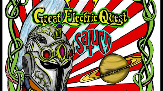 Bild för Great Electric Quest + Saturn @ The Abyss, 2019-06-12, The Abyss Gothenburg