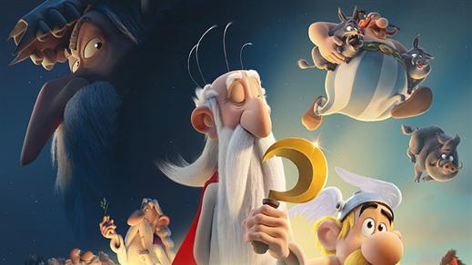 Bild för Asterix: Den magiska drycken (Sv. tal), 2019-04-14, Kulturhuset Finspång, Stora Salongen