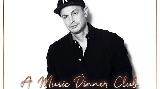 Bild för PETTER - A MUSIC DINNER CLUB, 2021-08-12, The Steam Hotel
