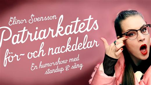 Bild för Patriarkatets för- och nackdelar - STOCKHOLM, 2018-12-12, Scalateaterns källare