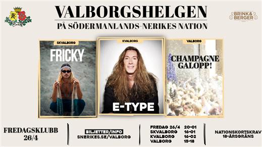 Bild för Valborg Snerikes 2019, 2019-04-26, Snerikes Nation