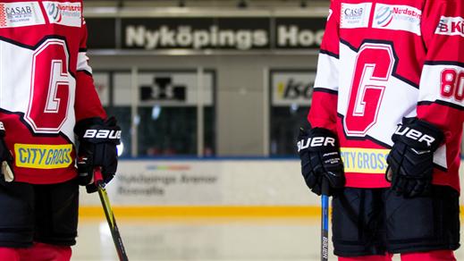 Bild för Nyköping Gripen - Allettan/Forts.serie, 2019-01-20, Rosvalla Stora Hallen