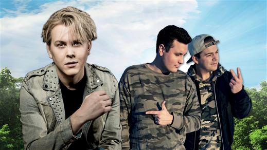Bild för Emil Assergård och Elov & Beny, 2019-05-11, Halmstad Live