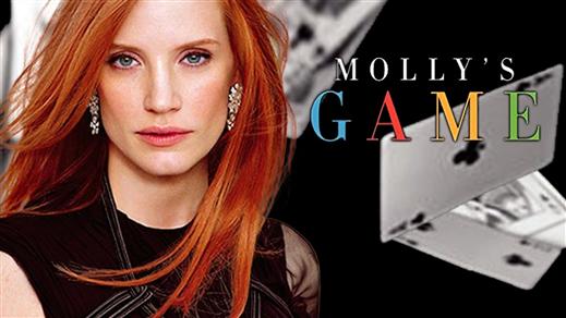 Bild för Molly's Game, 2018-01-25, Kulturhuset i Svalöv