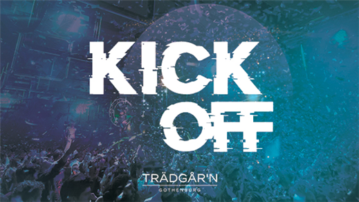 Bild för Kick-Off | Trädgår´n | ålder 18+, 2021-10-05, Trädgårn