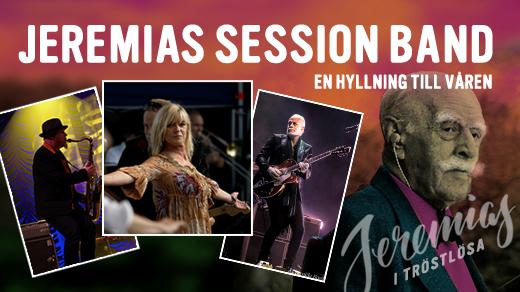 Bild för Jeremias Session Band, 2020-04-04, Conventum Kongress