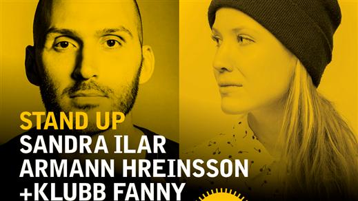 Bild för Klubb Fanny 27/9, 2018-09-27, Lillan
