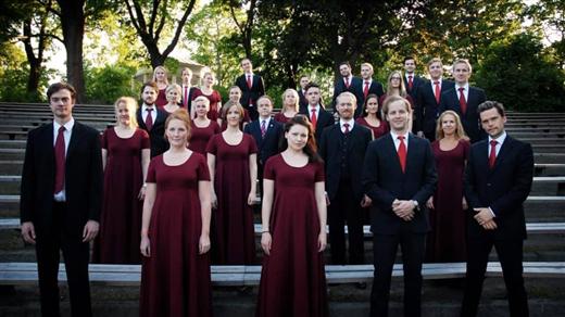 Bild för Körkonsert med Sofia vokalensemble, 2020-11-01, Sofia kyrka