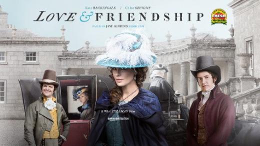 Bild för Eftermiddags film: Love and Friendship, 2017-03-01, Metropolbiografen