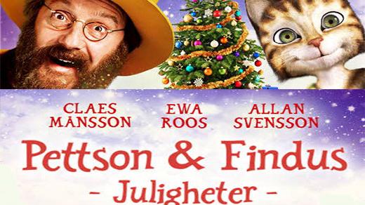 Bild för Pettson & Findus - Juligheter Barntillåten  Matiné, 2017-01-08, Biosalongen Folkets Hus