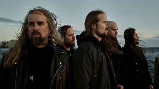 Bild för Insomnium + Omnium Gatherum, 2021-12-12, Pustervik