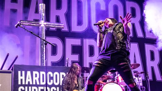 Bild för Hardcore Superstar, 2021-08-27, Hasse på sjökanten