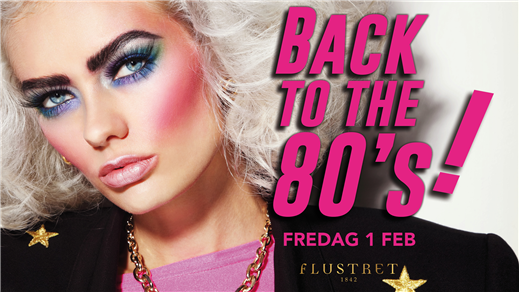 Bild för Back to the 80's!, 2019-02-01, Flustret