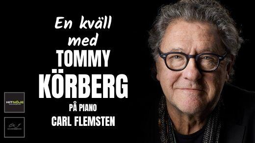 Bild för Tommy Körberg - Kristianstad, 2021-04-08, Kulturhuset Kristianstad