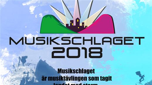 Bild för Musikschlaget 2018, 2018-06-02, Bräcke Folkets hus