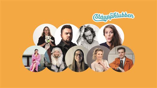 Bild för Ståuppklubben Skövde - höstsäsongen 2021, 2021-08-31, Mummel Mat & Malt