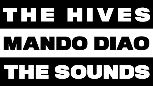 Bild för The Hives – Mando Diao – The Sounds, 2020-07-24, Sofiero Slott