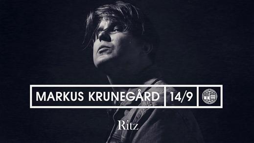 Bild för Markus krunegård, 2018-09-14, The Ritz