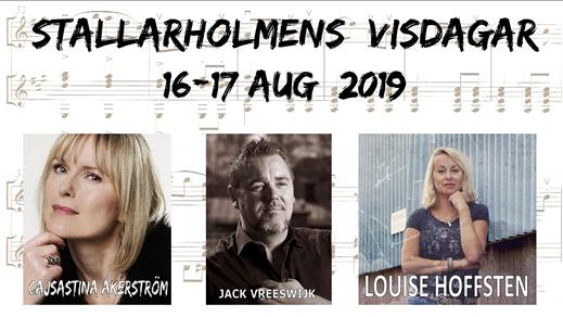 Bild för Stallarholmens Visdagar, 2019-08-16, Stallarholmens Visdagar 16-17Aug 2019